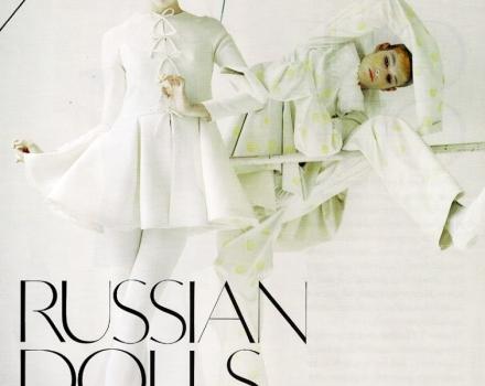 Tim Walker's Russian Dolls