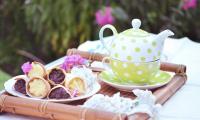 Colonial tea party – Part 1