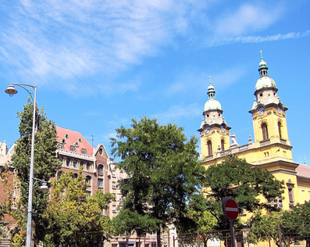 Let the record play! – Budapest  Day 1