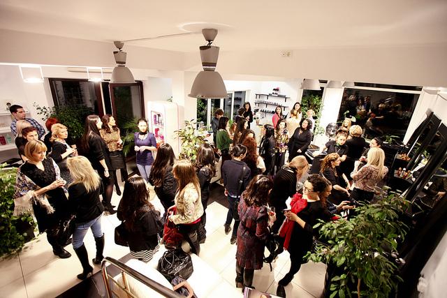 Oksana Russian Salon  Party