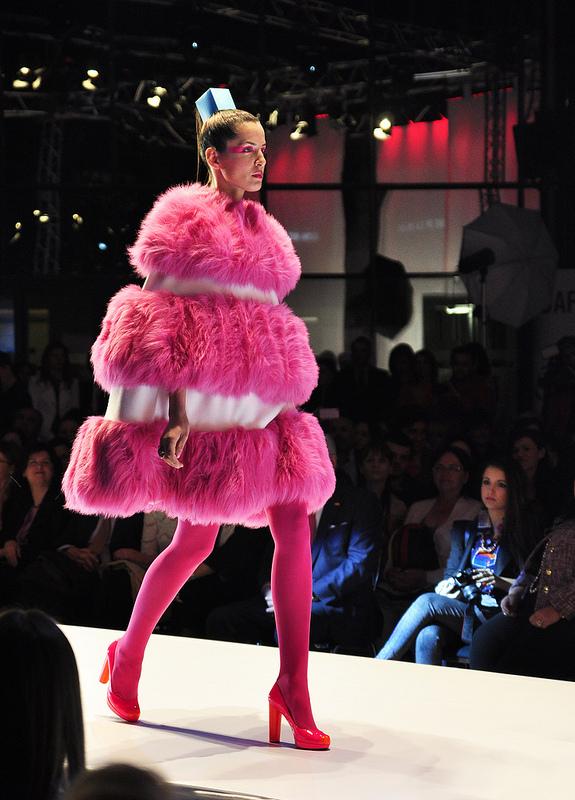 Agatha Ruiz de la Prada f/w 2012/13 Fashion Show