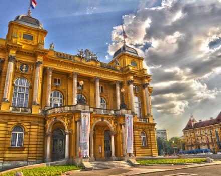 2012 Summer Holiday – Belgrade & Zagreb