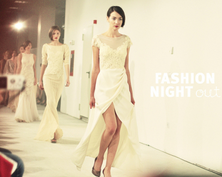 Fashion Night Out Event