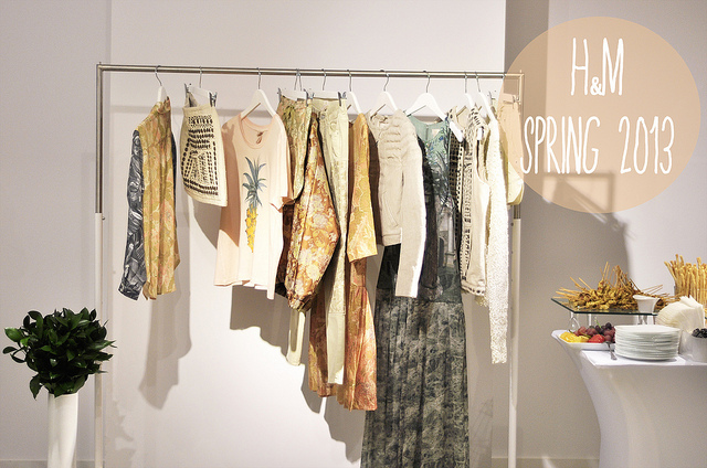 H&M Spring 2013 Collection