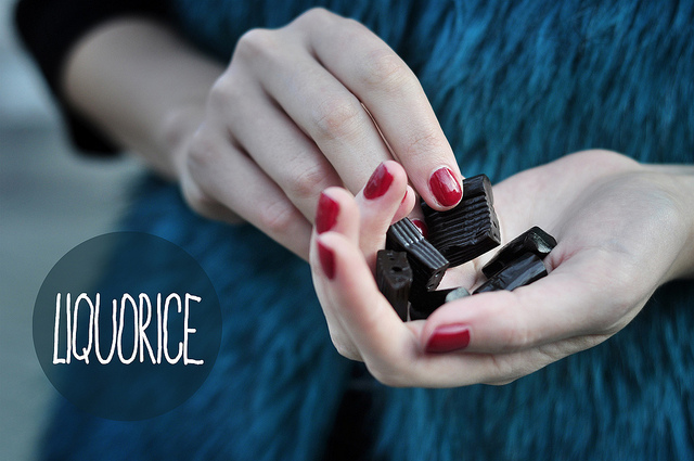 Outfit post: Liquorice