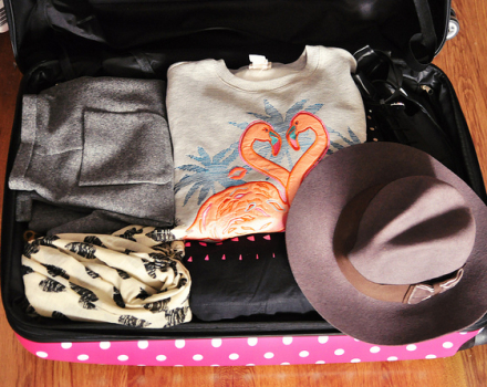 Packing!