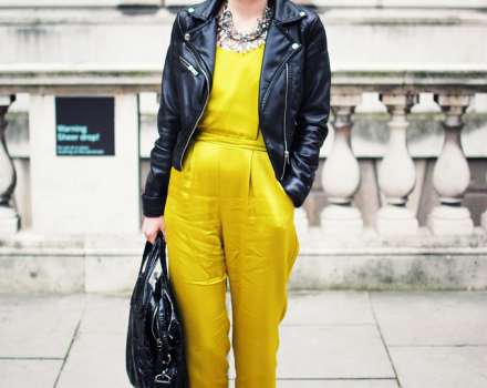 LFW Streetstyle – Stella at Somerset House