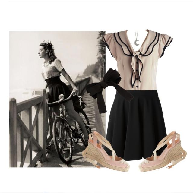 skirt bike 2