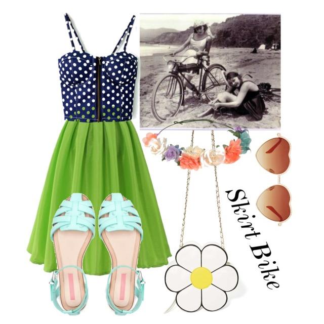 skirt bike 4