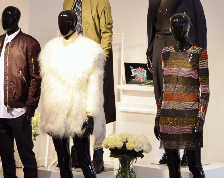 H&M Fall 2014 Studio Collection
