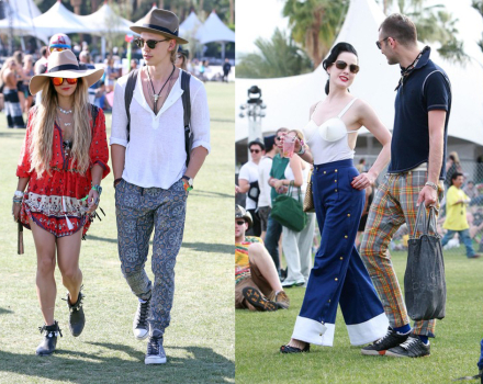 Festival style icons: idei de outfit-uri