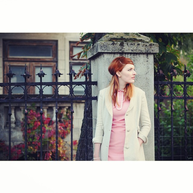 Swinging Sixties look, now on the blog (link on profile) #sixties #retro #vintage #ootd #outfit #ootdmagazine #fashionblog #vintageblog #60s