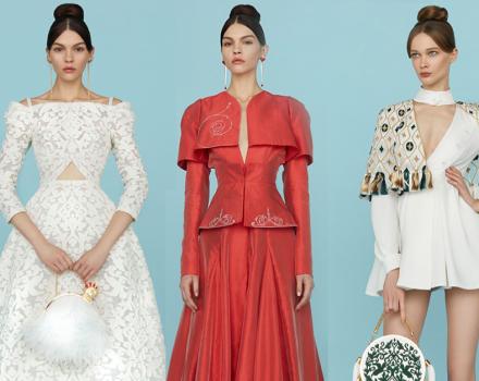 Ulyana Sergeenko Haute Couture Spring 2015