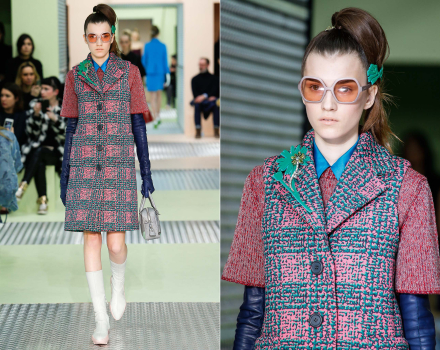 Prada A/W 2015 Collection