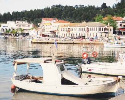 Postcards from Thassos Island