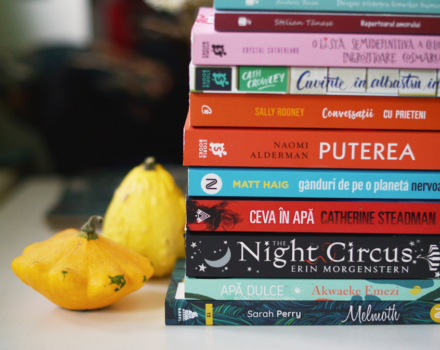 Ce carti citim in Noiembrie?